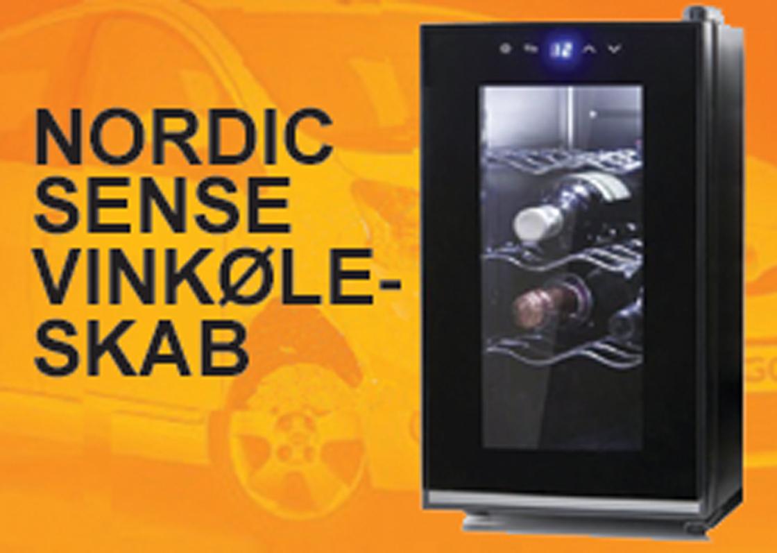 vinkøleskab Nordic Sense